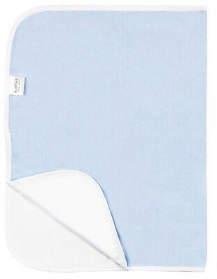 Kushies Deluxe Flannel Change Pad, Blue,