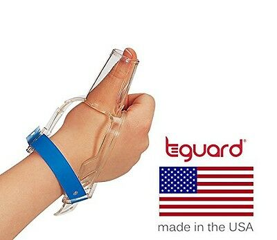 Treatment Kit to Stop Thumb Sucking by TGuard brand ThumbGuard (Medium (Ages