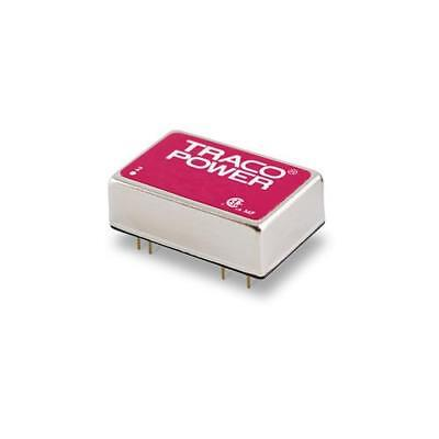 1 x TRACOPOWER Isolated DC-DC Converter THD 10-4810, Vin 36-75V dc, Vout 3.3V dc