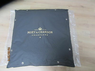Moet Chandon Champagne Black Cushion 100Cm New Vip Pampered Pooch Dog Cat Bed ?