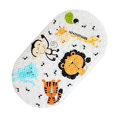 TOPSKY Topsky Baby Non-slip Bath Mat Anti-Bacterial Bathtub Mat, Shower Mat