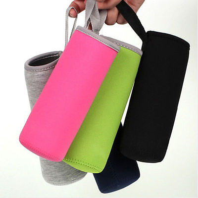 Fashion Sport Insulator Bag Case Pouch Holder Carrier Water Bottle Cover