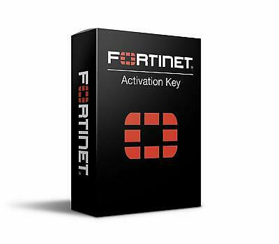 Fortinet FortiGate-60E License 1 YR 8X5 UTM Protection