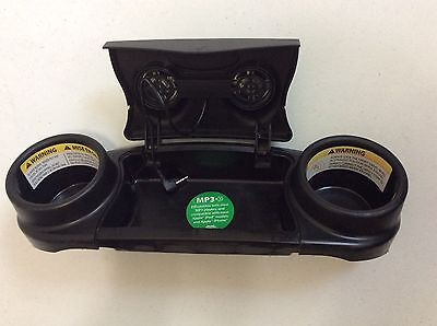 Replacement PARENT TRAY w/SPEAKERS 4 Baby Trend Expedition ELX Jogging Stroller