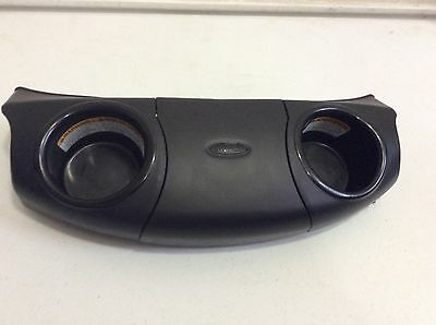 Graco Stylus Stroller PARENT TRAY Replacement. Black