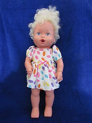 Baby Alive Doll - Kenner - 1991