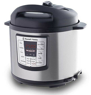 Russell Hobbs Express Chef Pressure Cooker - RHPC1000