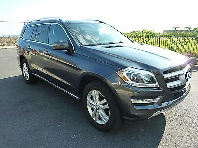 2016 Mercedes-Benz GL-Class  2016 Mercedes Benz GL450 4Matic