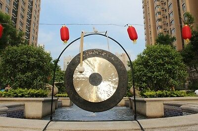 20'' Chau Gong With Mallet, No Gong Stand, For Meditation & Music Therapists