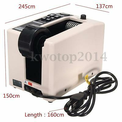 110V 60Hz Automatic Tape Dispensers Adhesive Tape Cutter Packaging Machine 18W