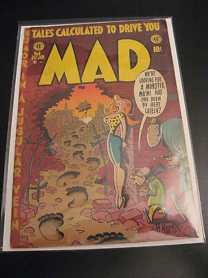 Wow! MAD COMIC BOOK #8 (FN+) A Beautiful Copy!