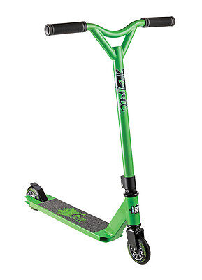 Grit Atom Scooter 2017 - Green Scooter MY16/17