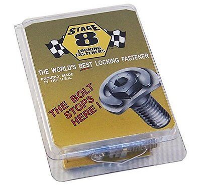 """Stage 8 8950 Locking Collector Bolts - 3/8-16"""" - Set of 6 - 2"""" Long"""