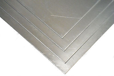Alloy Aluminium Sheet - Various Sizes - FREE P&P