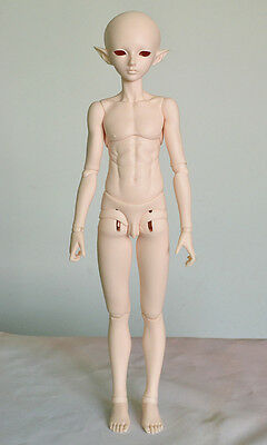 BJD 1/4 Doll Boy Karsh (Elf Assassin) with free eyes +face make up