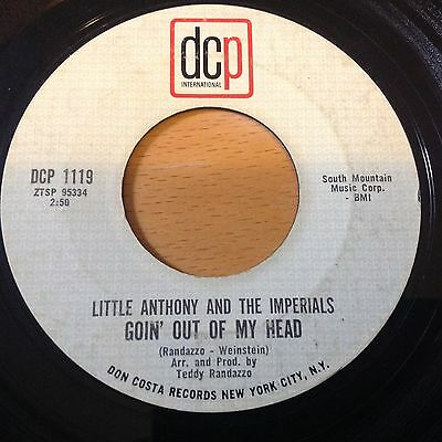 Little Anthony And The Imperials-Goin Out Of My Head/make It Easy On Yourself