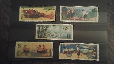China Prc 1979 Timbres Neufs** Luxe Mnh Cv 15€