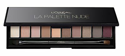 L'Oreal Paris Color Riche La Palette Nude Rose