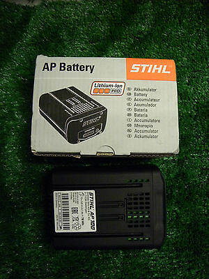 Genuine Stihl Cordless AP100 Battery 4850 400 6520 Chainsaw Strimmer Hedgecutter