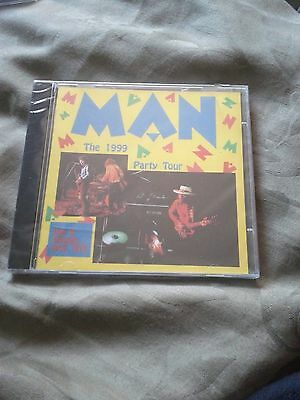 Man The 1999 Party Tour Live In Chicago 1974 New Sealed