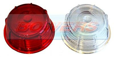 BRITAX SIDE MARKER LIGHT LENS-TRAILER PARTS TO FIT TO,IFOR WILLIAMS,INDESPENSION