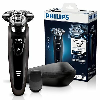 Philips S9111/12 Series 9000 Wet/Dry Cordless Rechargeable Shaver