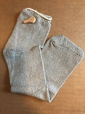 Derma-Soft Conductive Garment Electrode Sock Size Medium Electrotherapy