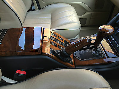 Range rover p38 HAND BRAKE SLEEVE BRAND NEW ORIGINAL  WALNUT