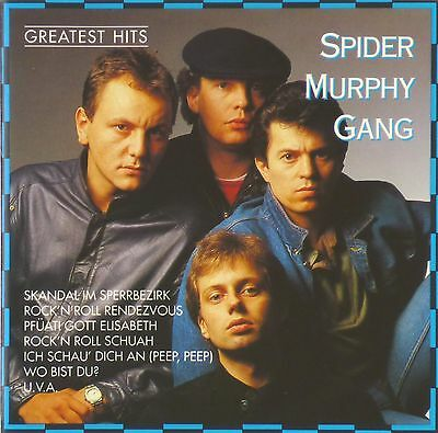 CD - Spider Murphy Gang - Greatest Hits - #A1105