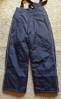 salopettes, ski trousers, M&S, age 7-8 years, BNWT