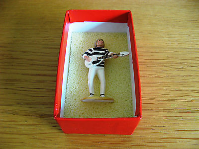 George Doswell-Designed White Metal Figure Brian Jones of Rolling Stones (Rare).