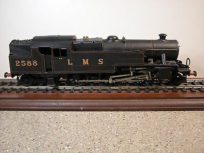 O Gauge Model LMS Stanier 4P 2 Cylinder 4-6-2 Tank Locomotive