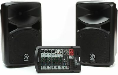 Yamaha Stagepas 400i Portable PA System NEW EXPRESS DELIVERY