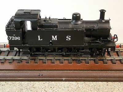 O Gauge Kit Built Model Fowler LMS Jinty 3F 0-6-0 Tank Locomotive