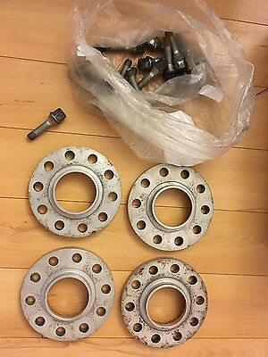 H&R DR Series Wheel Spacers - 15mm - for most BMW