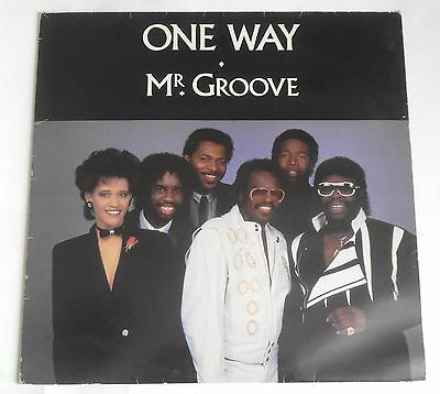 """One Way - Mr Groove (12"""" Record)"""