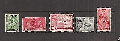 Somaliland 5 Stamps Mh