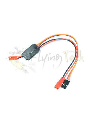 Drone Remote Control (RC) Electronic Switch / LED Controller 2A - UK STOCK
