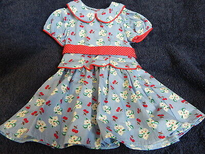 American Girl Emily Molly BFF Meet DRESS ONLY Replacement Part
