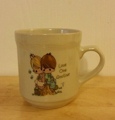 1994 Precious Moments Love One Another Coffee Cup