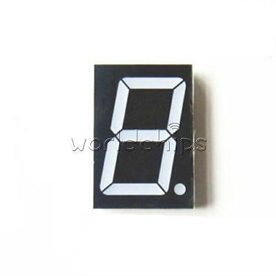 1.8 inch 1 Digit Red Led Display 7 segment Common Cathode W