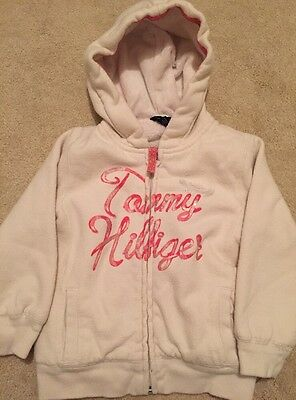 Tommy Hilfiger Girls Jacket / Hoody 3 Years
