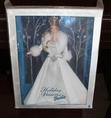 Winter Fantasy Holiday Visions Barbie 2003 First in Series NRFB