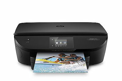 HP Envy 5660 All-in-One Color Photo Printer,Wireless,Instant F8B04A *SEE DETAILS