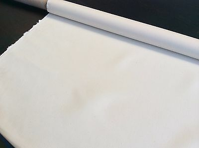 Blank ART CANVAS - UN PRIMED For Art Painting Wall Art Craft Banners Etc 2 mts
