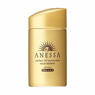 NEW Shiseido ANESSA Perfect UV Sunscreen A + N 60ml SPF50 + PA ++++ Waterproof