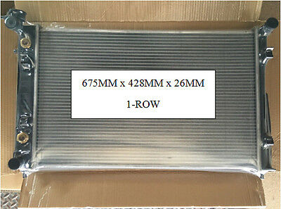 Brand New Radiator HOLDEN COMMODORE VY 4DR/WAGON V6 6CYL 2002-2005 (HD001)