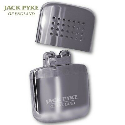 Jack Pyke Pocket Hand Warmer Hunting Fishing Camping Fuel Stick Army Cadet