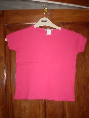 "Pink top Size 128cm 28""chest"
