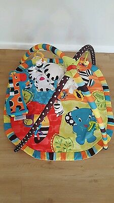 Fisher and Price baby playmat